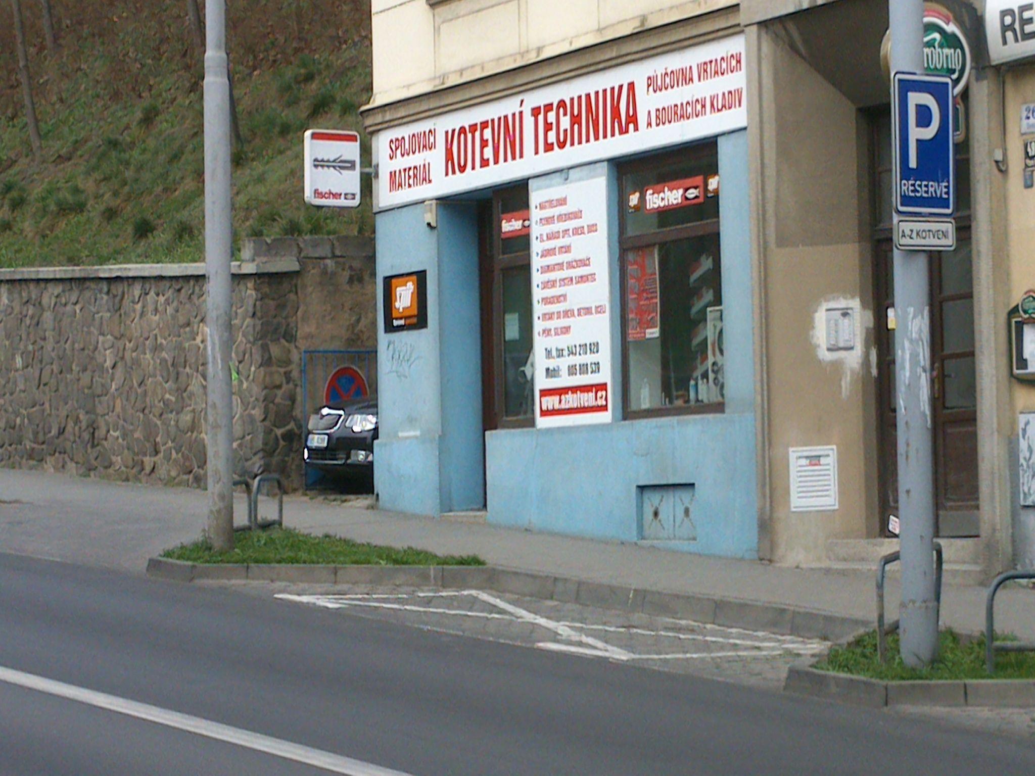 AZ Kotvení Brno