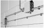 Hřebík s kabelovou příchytkou NS / MNS